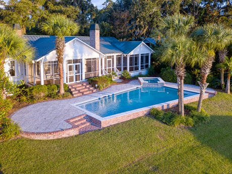 Beaufort SC Waterfront Home For Sale