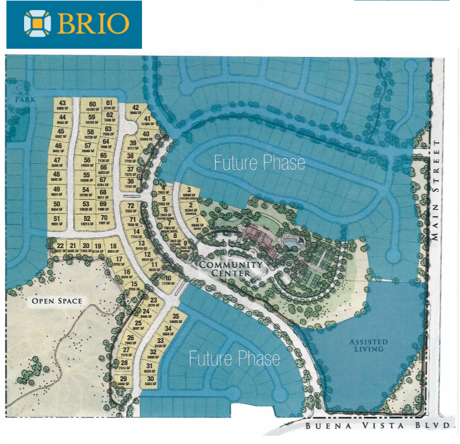 Brio Community Washington Utah