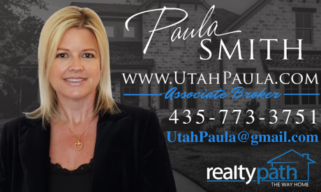 Paula Smith Real Estate St George Utah