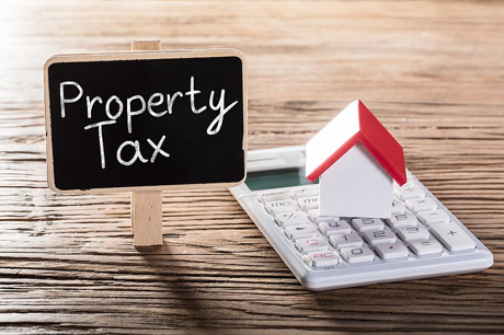 St George area Property Tax Information