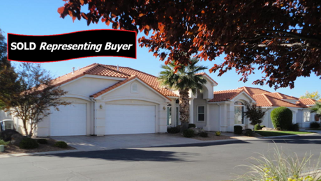 Sold Emerald Springs Home
