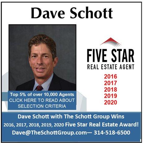 Five Star Award Winner Dave Schott