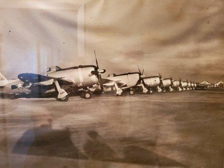 Cuban B25 Bombers Circa 1959