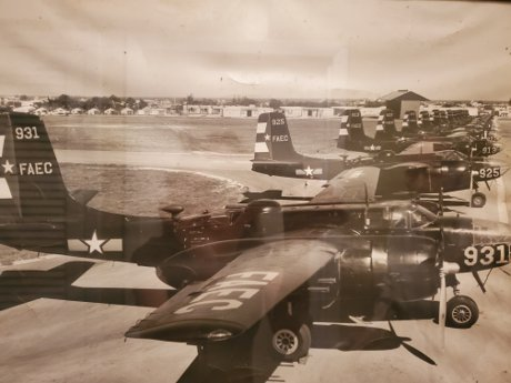 Cuban Air Force 1950's