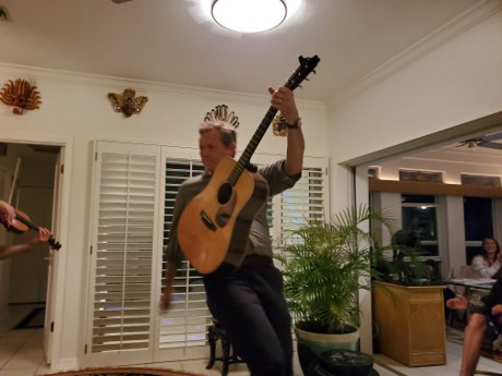 Robbie Fulks A House Concert