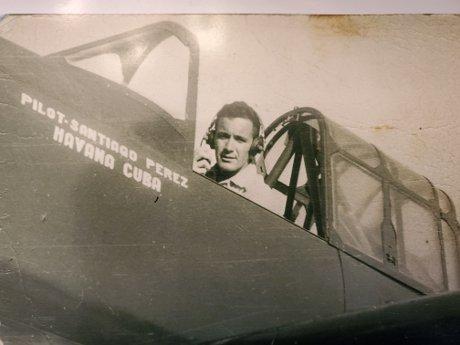 Santiago Perez A A Young Pilot