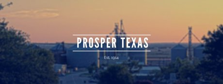 Prosper Tx Neighborhood List