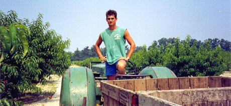 Joe Wiessner White Horse Farms circa 1990