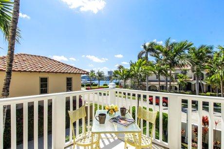 View of Bahia Mar Marina and Resort