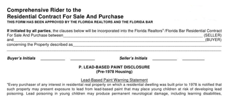 The 5 Most Common Florida Real Estate Forms and Contracts ...