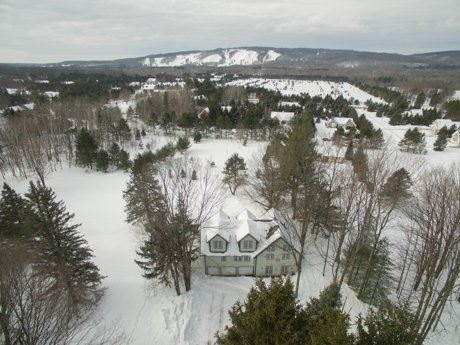 winter ski real estate for sale northern michigan