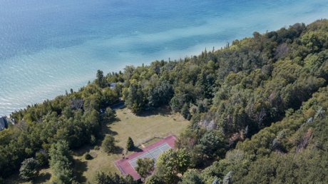 lake michigan waterfront harbor springs real estate