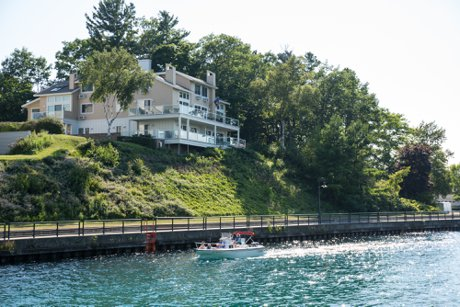 charlevoix home for sale waterview