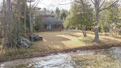 burt lake home for sale