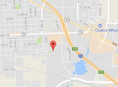 Broadmoor Park neighborhood map