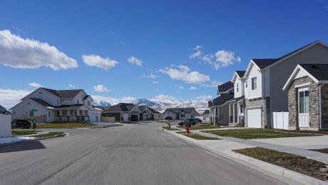 Cranberry Farms Neighborhood home in Lehi