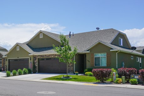 Creekside Cottages Twin Homes in Lindon Utah