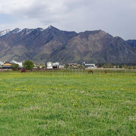 Highland Utah horse property