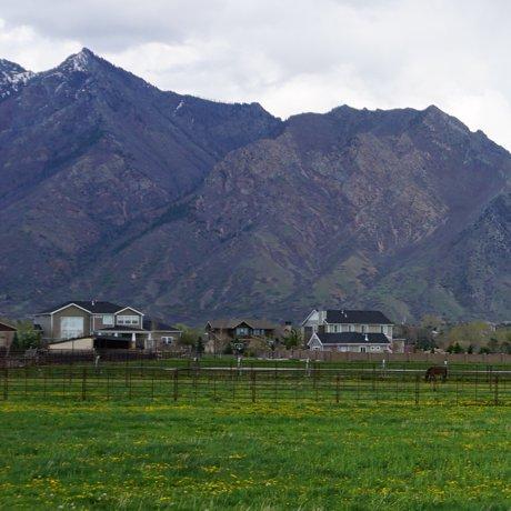 Horse property in Pleasant Grove Utah