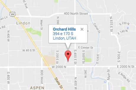 Orchard Hills New Constructions Homes For Sale In Lindon