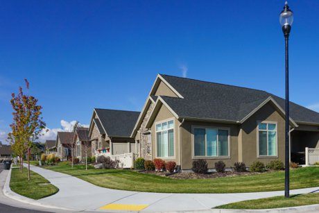 Bridlewood Villas 55 plus townhouses