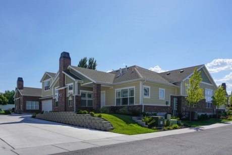 Harvest Villas townhouses South Jordan