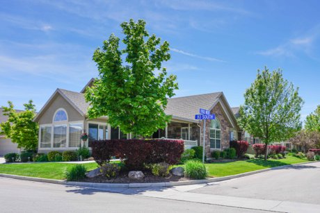 Willow Park Villas 55 plus community in Lehi Utah