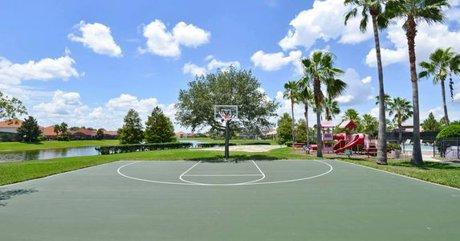 Belmere Village Basketball Court