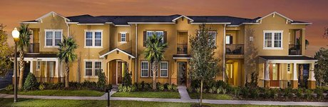 Carrington Townhomes for Sale Windermere Florida Real Estate