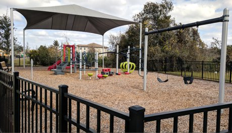 Casabella Windermere Playground Area