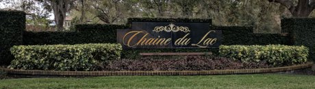 Chaine Du Lac Homes for Sale Windermere Florida