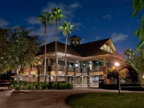 Keenes Pointe Clubhouse Windermere Florida