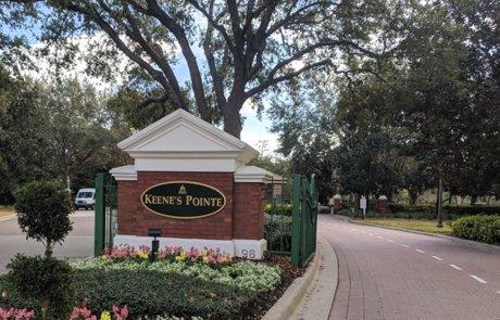 Keenes Pointe Homes for Sale Windermere Florida Real Estate