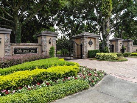 Lake Down Crest Homes for Sale Windermere Florida Real Estate