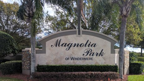 Magnolia Park Homes for Sale Windermere Florida Real Estate
