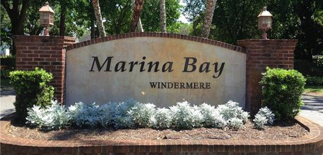 Marina Bay Estates Homes for Sale Windermere Florida Real Estate