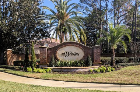 The Willows at Lake Rhea Homes for Sale Windermere Florida