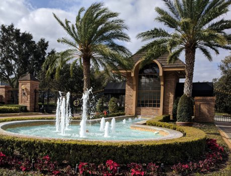 Waterford Pointe Entry Gate in Windermere FL