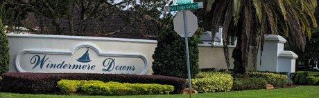 Windermere Downs Homes for Sale Windermere Florida Real Estate
