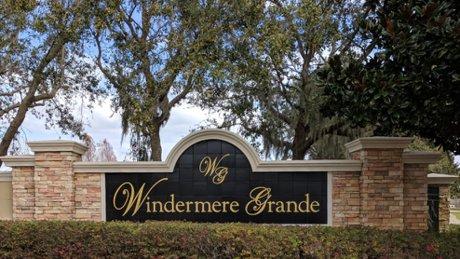 Windermere Grande Homes for Sale Windermere Florida