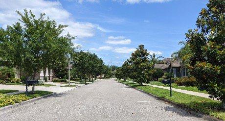 Windermere Terrace neighborhood in Windermere FL