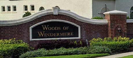 Woods of Windermere Homes for Sale Windermere Florida Real Estate