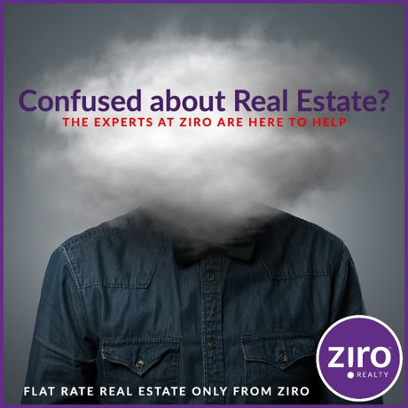 Home buying made easy with Ziro Realty