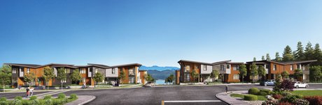 Eagle View Heights - Gibsons Presale Condos & Townhouses