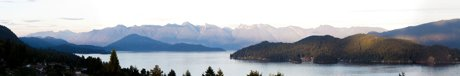Water View homes in Gibsons BC