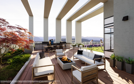 Ovation Presale - Rooftop Patio