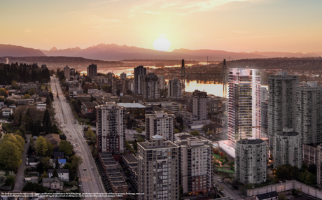 Ovation - Condo Presale in New Westminster