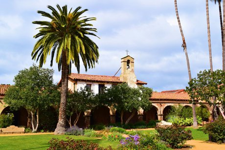 Explore Hostory and the Mission Near San Juan Capistrano Real Estate