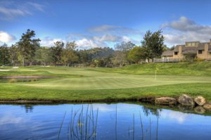 Carmel Valley Ranch hole #2