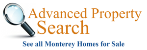 Search Monterey homes for sale icon